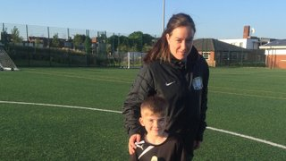 Well done to Vision Football Academy player of the month Liam #VFA #POTM