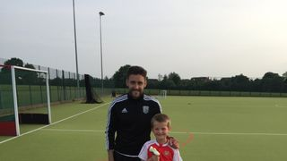 Well done to Vision Football Academy player of the month George #VFA #POTM