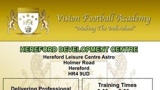 New centre in Hereford to open in April