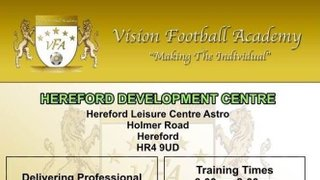 New Vision Hereford centre to open on Tuesday 17th April
