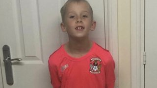 VFA Academy player Brody signs for Coventry City FC Academy