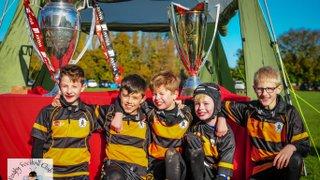 Aviva Premiership & European Cup Trophies at Billericay RFC 6/11/16 - Part 2