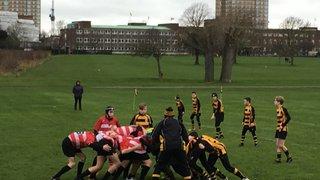 Dagenham U13 vs Billericay U13 Essex Waterfall Cup Round 4