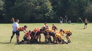 Billericay U14 v Westcliff Tigers U14 15/9/19