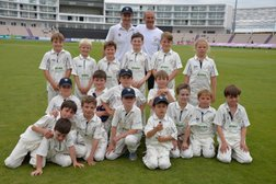 E&MWCC U11B beat Amport by 131 runs