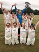 EMWCC U11 Girls Won The Lady Tavern's Competition.