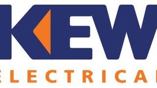 New Sponsor - KEW Electrical