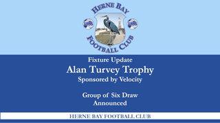 The Alan Turvey Trophy Draw