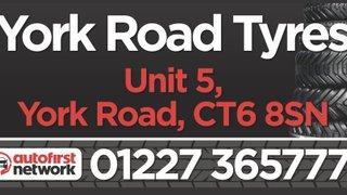 York Road Tyres