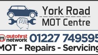York Road MOT Centre