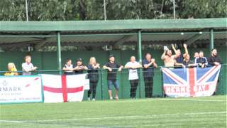 Whyteleafe Opening Game 19/20