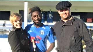 Guernsey Match Report