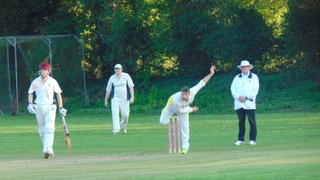 1st XI win thriller in Loxham Cup!