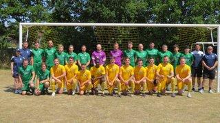 Mortimer Football Club Season 2016/2017