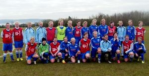Fossum 5 v Lisburn Ladies 3