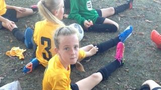 u11's girls KGLFL League