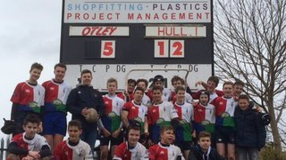 Hull Ionians Under 15s