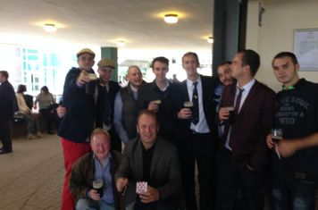 18th October Cheltenham Races