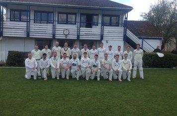 vs. Bath Cricket Club (The Hatchet Trophy) Saturday 30th April.