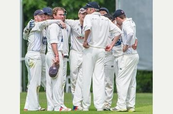 vs. Ilminster 1st XI in action at Combe Park on Saturday 28th May.