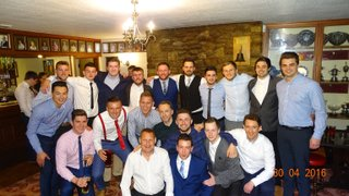 BTFC Presentation Night 2016