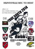 True south Championships April 12-13, 2014