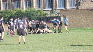 D&B 2nd XV vs Canterbury 29th October 16