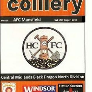 Harworth Colliery 0 AFC Mansfield 3
