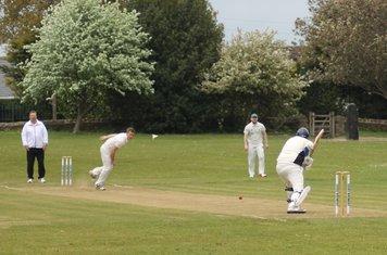 Headingley Bramhope CC v Ledham CC , Old Lane, Bramhope. 13th May 2017