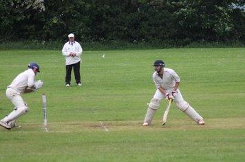 Headingley Bramhope Cricket Club v Old Leos CC, Old Lane, Bramhope. 30th May 2017