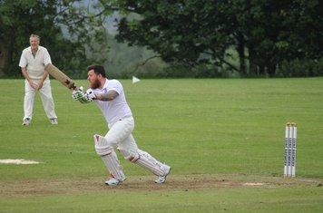 Headingley Bramhope CC v Rufforth CC, 10th June 2017 at Headingley Bramhope Cricket Club, Old Lane, Bramhope, Leeds.