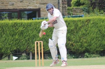 Hillam & Monk Fryston v Headingley Bramhope Cricket Club. 1st July 2017