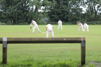 Headingley Bramhope CC v Kirk Deighton CC , Old Lane, Bramhope , 22nd July 2017