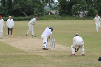 Headingley Bramhope CC v Long Marston CC, Old Lane, Bramhope, Leeds.16th June 2018