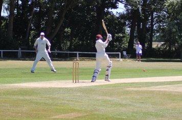 Hillam & Monk Fryston CC v Headingley Bramhope CC at HMFCC 30th June 2018