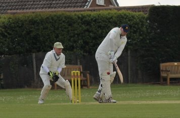 Barwick in Elmet CC A v Headingley Bramhope - 4th May 2019