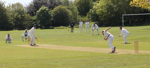 Headingley Bramhope CC v Kirk Hammerton  CC . 11.05.19, Old Lane, Bramhope, Leeds.