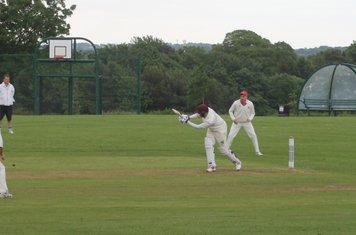 Headingley Bramhope CC v Thorner Mexborough CC, 15th June 2019 at The Recreation Ground, Old Lane, Bramhope, Leeds.