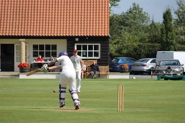Walton Park v Headingley Bramhope CC . 17th August 2019