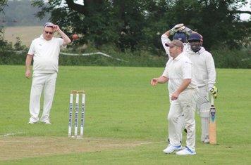 Headingley Bramhope A v Scarcroft A - The Recreation Ground, Bramhope, Leeds. 19th July 2020