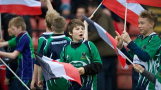 Mini's Trip to Stirling County RFC