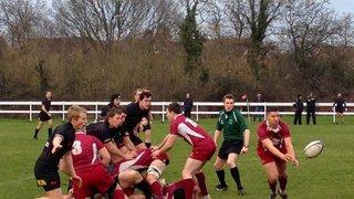 Ruislip 1st XV vs Rochford Hundred Home