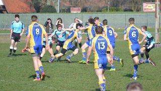 Acorn U16's - Dearne Valley Buldogs Sunday 09 March 2014