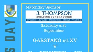 Garstang vs New Brighton Preview