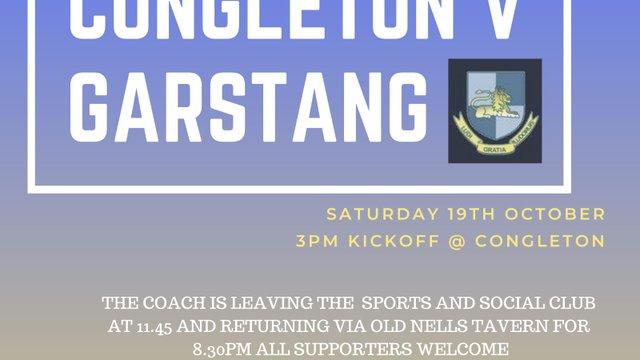 Congleton vs Garstang Preview