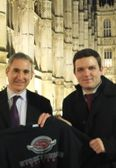 Stockyarders become the first international club member for the UK's Parliamentary RL Group