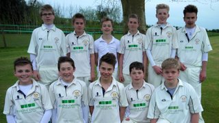 U15  v Fair Oak B - 1st May 2015