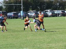 Under 14's victorious at Witney