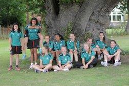 Under 13 Girls at Malvern Festival