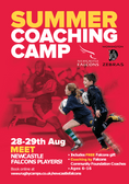 Newcastle Falcons Summer Camp